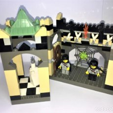 Juegos construcción - Lego: LEGO HARRY POTTER CAMARA DE LAS LLAVES ALADAS REF. 4704. Lote 199364927