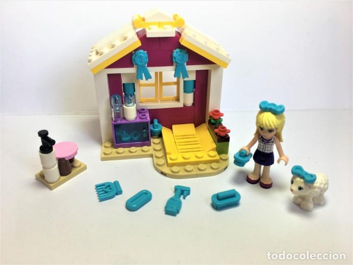 LEGO FRIENDS EL CORDERO RECIEN NACIDO DE STEPHANIE REF. 41029 (Juguetes - Construcción - Lego)