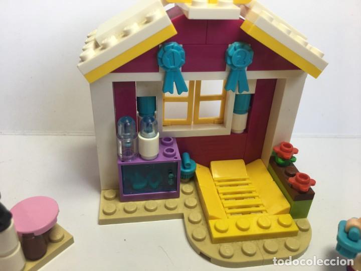 Juegos construcción - Lego: LEGO FRIENDS EL CORDERO RECIEN NACIDO DE STEPHANIE REF. 41029 - Foto 2 - 199365713