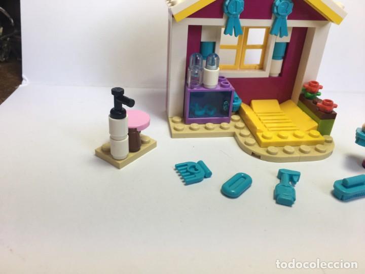 Juegos construcción - Lego: LEGO FRIENDS EL CORDERO RECIEN NACIDO DE STEPHANIE REF. 41029 - Foto 4 - 199365713