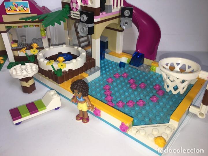Juegos construcción - Lego: LEGO FRIENDS PISCINA DE LA CIUDAD DE HEARTLAKE REF. 41006 - Foto 2 - 199368711