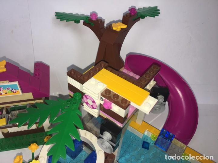 Juegos construcción - Lego: LEGO FRIENDS PISCINA DE LA CIUDAD DE HEARTLAKE REF. 41006 - Foto 3 - 199368711