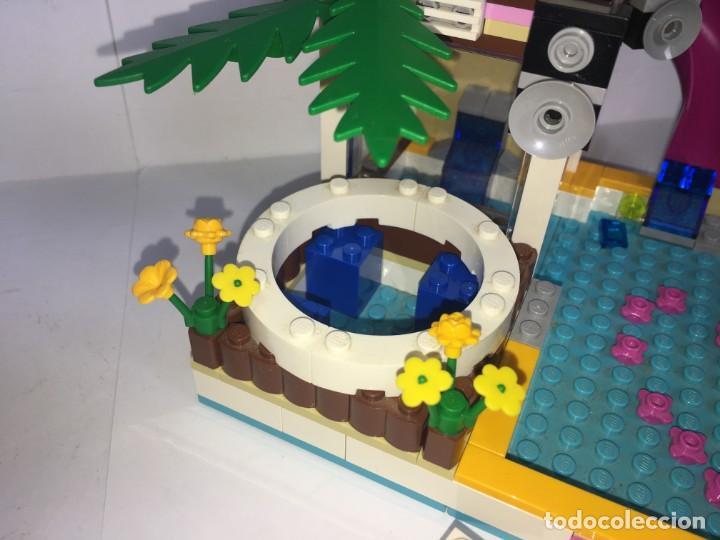 Juegos construcción - Lego: LEGO FRIENDS PISCINA DE LA CIUDAD DE HEARTLAKE REF. 41006 - Foto 4 - 199368711