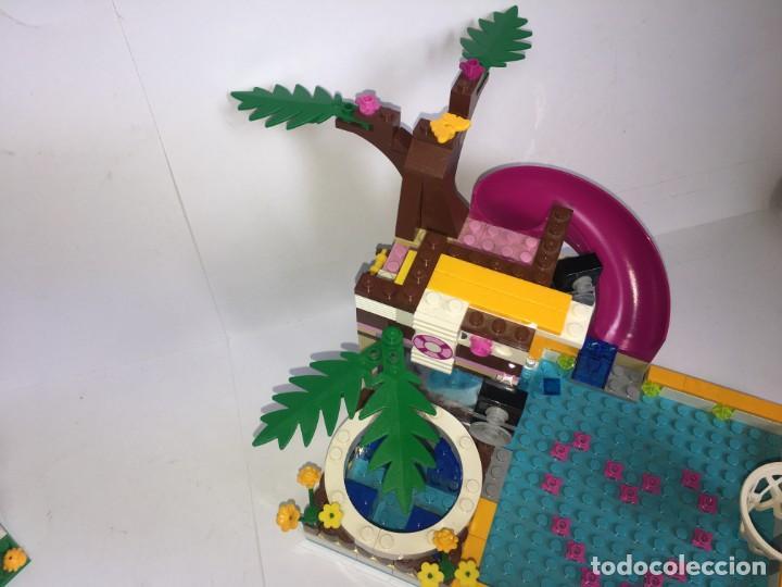 Juegos construcción - Lego: LEGO FRIENDS PISCINA DE LA CIUDAD DE HEARTLAKE REF. 41006 - Foto 5 - 199368711