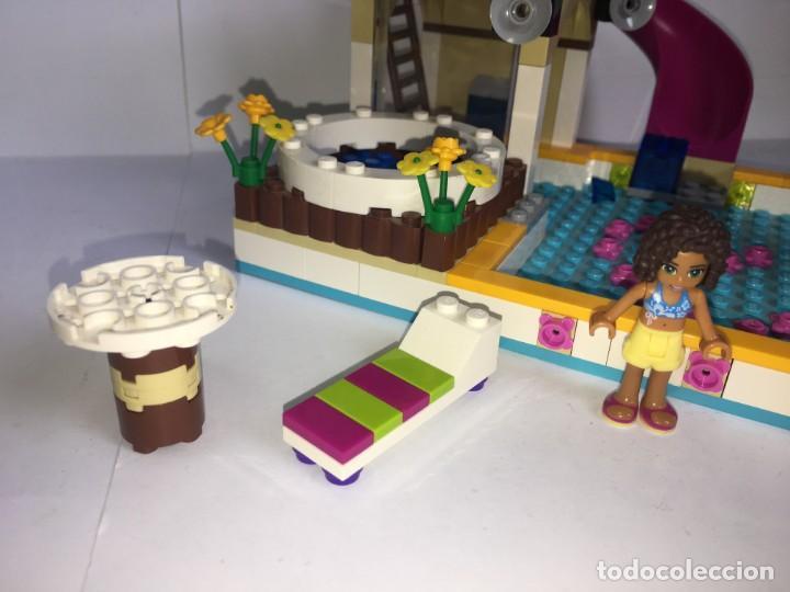 Juegos construcción - Lego: LEGO FRIENDS PISCINA DE LA CIUDAD DE HEARTLAKE REF. 41006 - Foto 7 - 199368711
