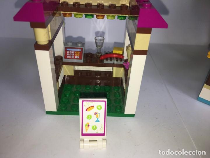 Juegos construcción - Lego: LEGO FRIENDS PISCINA DE LA CIUDAD DE HEARTLAKE REF. 41006 - Foto 10 - 199368711