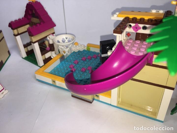 Juegos construcción - Lego: LEGO FRIENDS PISCINA DE LA CIUDAD DE HEARTLAKE REF. 41006 - Foto 16 - 199368711