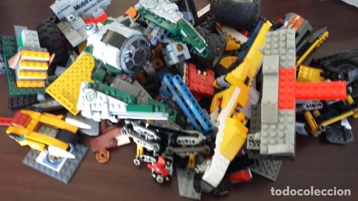 LEGO DESPIECE 1 KILOS VER FOTOS (Juguetes - Construcción - Lego)