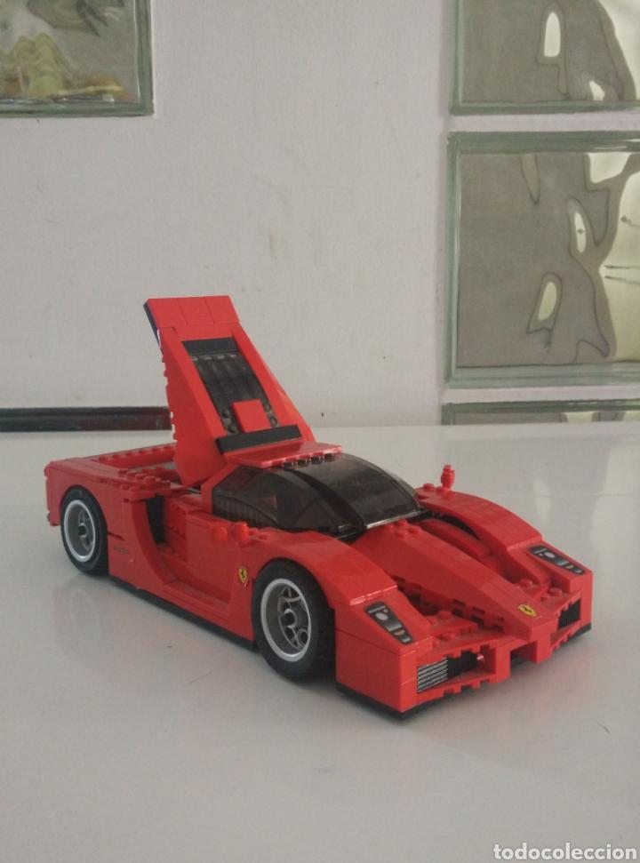 Lego 8652 Enzo Ferrari Kaufen Altes Lego Spielzeug In Todocoleccion 200377623