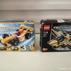 Juegos construcción - Lego: LEGO CREATOR 31002 LEGO TECHNIC 42044. Lote 200647165
