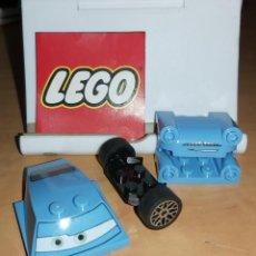 Juegos construcción - Lego: LEGO DISNEY CARS 4 PIEZAS ,DESPIECE DE SET : 9480 TENTE-PLAYMOVIL (COMPRA MINIMA 15 EUR). Lote 200760106