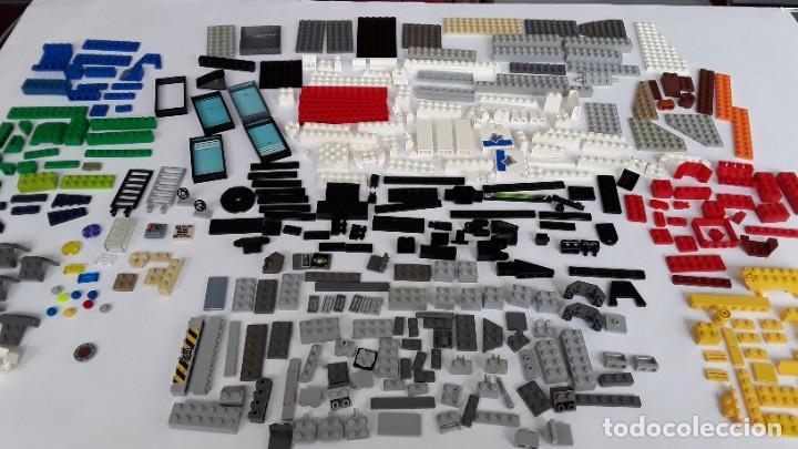 LOTE LEGO. 590 GRAMOS. (Juguetes - Construcción - Lego)