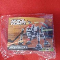 Juegos construcción - Lego: MICROFIGHTERS SERIE 2 SPACE FIGHTS. Lote 202071936
