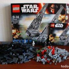 Juegos construcción - Lego: LEGO STAR WARS 75104+CAJA+INSTRUCCIONES COMPLETO (SIN FIGURAS )-TENTE-MAQUETA. Lote 202383822