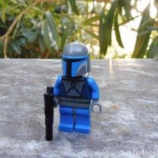 Juegos construcción - Lego: LEGO ORIGINAL STAR WARS JANGO FETT. Lote 202704335