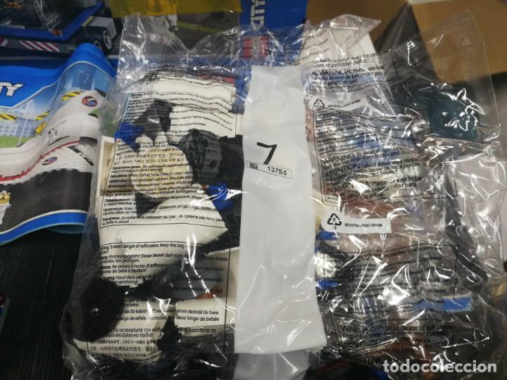 Juegos construcción - Lego: LEGO CITY 60080 TRANSBORDADOR ESTACION ESPACIAL Y TRAILER POLICIA - Foto 10 - 203400255