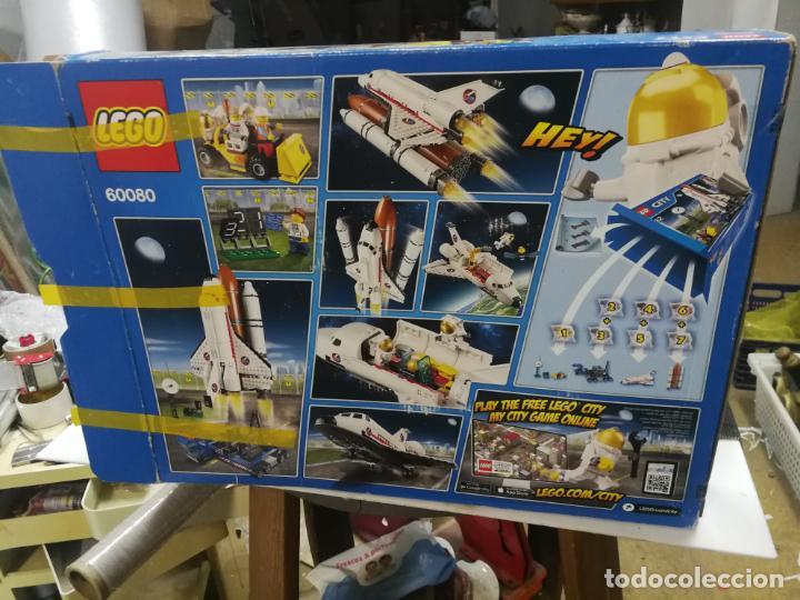 Juegos construcción - Lego: LEGO CITY 60080 TRANSBORDADOR ESTACION ESPACIAL Y TRAILER POLICIA - Foto 20 - 203400255