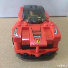 Juegos construcción - Lego: LEGO 75899 LA FERRARI SPEED CHAMPIONS LEER DESCRIPCION. Lote 203490130