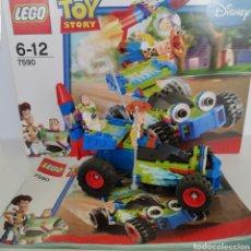 Juegos construcción - Lego: LEGO TOY STORY - WOODDY Y BUZZ LIGHTYEAR AL RESCATE. REFERENCIA 7950.. Lote 203890648