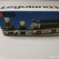 Juegos construcción - Lego: 0520- LEGO ORIGINAL LEGOLAND 1975 AÑOS 70/80 REFERENCIA C 659 VER DESCRIPCIÓN!!. Lote 204190915