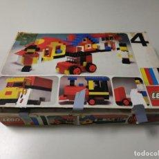 Juegos construcción - Lego: 0520- LEGO ORIGINAL LEGO 4 AÑOS 70/80 VER DESCRIPCIÓN!!. Lote 204193578