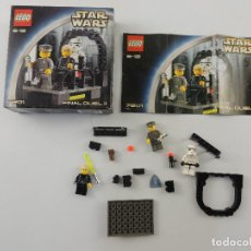 Juegos construcción - Lego: LEGO STAR WARS REF.7201 JEDI DUEL II. Lote 204429135