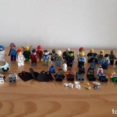 Juegos construcción - Lego: LOTE FIGURAS LEGO. Lote 204534106
