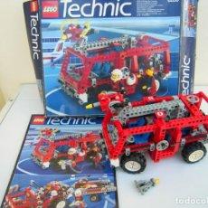 Juegos construcción - Lego: LEGO REF 8280 CAJA E INSTRUCCIONES. Lote 204602701