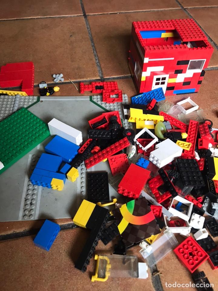 Juegos construcción - Lego: Lote de piezas de Lego - Foto 2 - 205386250