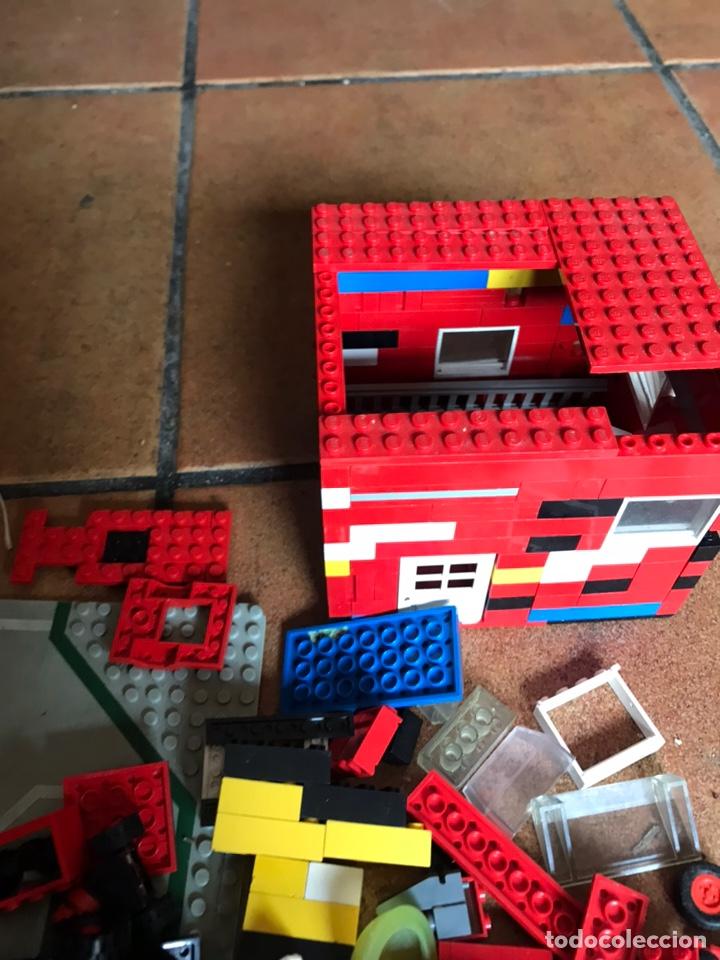 Juegos construcción - Lego: Lote de piezas de Lego - Foto 3 - 205386250