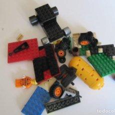Juegos construcción - Lego: LOTE PIEZAS UNOS 185 GRAMOS DE PIEZAS PARECIDAS A LEGO PERO NO LEGO VER FOTOS. Lote 205395805