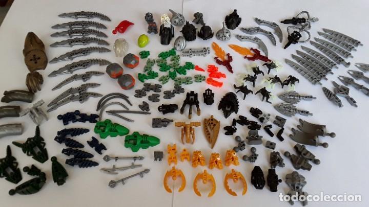 LOTE LEGO. 400 G. (Juguetes - Construcción - Lego)