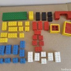 Juegos construcción - Lego: PIEZAS LEGO ANTIGUAS. Lote 205760208