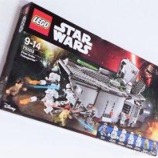 Juegos construcción - Lego: LEGO STAR WARS 75103 FIRST ORDER TRANSPORTER TRANSPORTE DE LA PRIMERA ORDEN NUEVO A ESTRENAR. Lote 205786422