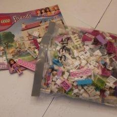 Juegos construcción - Lego: LEGO FRIENDS 3315. LA CASA DE OLIVIA. DESCATALOGADO.. Lote 205805845
