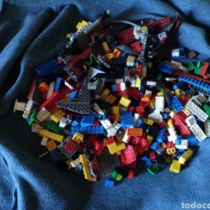 Juegos construcción - Lego: LEGO, CASI UN KILO DE PIEZAS. Lote 206133267
