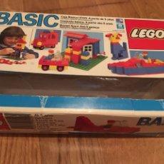 Juegos construcción - Lego: CAJA LEGO BASIC 520 AÑO 1985 DENMARK. Lote 206555222