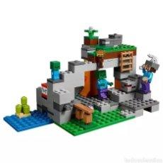 Juegos construcción - Lego: LEGO MINE CRAFT ZOMBIE. Lote 206988018