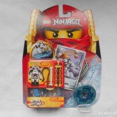 Juegos construcción - Lego: LEGO NINJAGO - MASTERS OS SPINJITZU - WYPLASH REF. 2175 - NUEVO A ESTRENAR. Lote 207065898