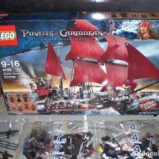 Juegos construcción - Lego: LEGO VENGANZA REINA ANA. PIRATAS CARIBE. 4195. (NUEVO-LEER DES.). Lote 207342630