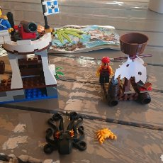 Juegos construcción - Lego: LEGO PIRATAS, TORRE DE VIGILANCIA.. Lote 207427992