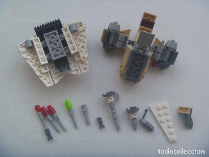 Juegos construcción - Lego: LEGO STAR WARS : LOTE DE PIEZAS DE NAVE - Foto 2 - 208021626