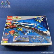 Juegos construcción - Lego: LEGO REF. 4561 - SYSTEM - TREN ELÉCTRICO + VÍAS EN SU CAJA. Lote 208295046