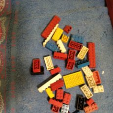 Juegos construcción - Lego: PIEZAS LEGO ANTIGUAS. Lote 208589816