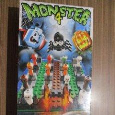 Juegos construcción - Lego: JUEGO DE LEGO MONSTER 4 CREO QUE ESTA COMPLETO. Lote 208967575
