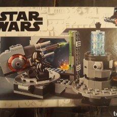 Juegos construcción - Lego: LEGO STAR WARS DEATH STAR CANNON 75246 NUEVO SIN ABRIR. Lote 209883783
