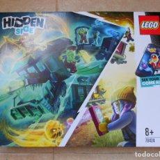 Juegos construcción - Lego: LEGO HIDDEN SIDE EXPRESO FANTASMA REF. 70424 NUEVO A ESTRENAR. Lote 210036075