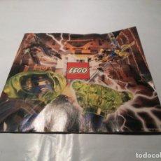 Juegos construcción - Lego: CATALOGO LEGO 1998 SYSTEM TECHNIC LEGOLAND. Lote 210459522