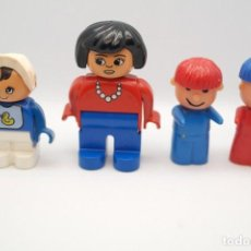 Juegos construcción - Lego: FIGURAS DE LEGO DUPLO Y/O SIMILARES.. Lote 210475441