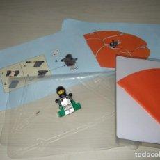 Juegos construcción - Lego: PARACAIDIST DE LEGO ORIGINAL - PRECIO DE SALIDA 1€. Lote 211399639